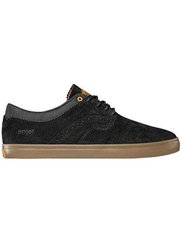 Globe - The Taurus, Scarpe da Skateboard Uomo black enjoi