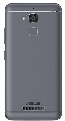 ASUS ZenFone Max ZC520TL-4H015WW 32GB 4G Gris - Smartphone (SIM doble, Android, MicroSIM + NanoSIM, HSPA+, WCDMA, LTE, Micro-USB)