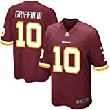 Washington Redskins Nike Limited NFL American Football Jersey - Griffin III #10 - Mens Small - NWT