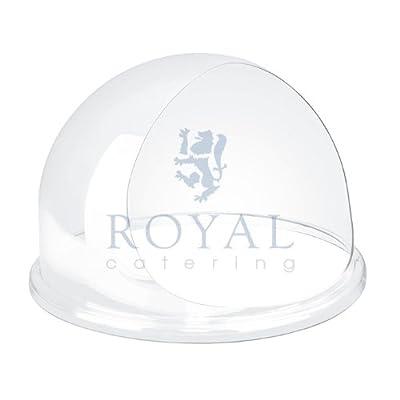 Royal Catering - RCZW-COV12E - Cobertura de protección para máquinas de algodón de azúcar - Envío Gratuito de Royal Catering