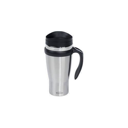 Trudeau Drivetime Travel Mug, Stainless Steel by Trudeau