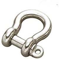 grillo del acero inoxidable 316 (A4) arco de 4mm tamaño del paquete: 2