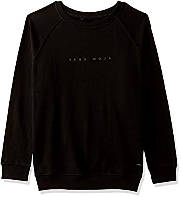 VERO MODA Women's Cotton Sweatshirt