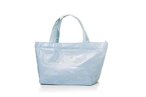Imagen para Bolsa oval azul sueños