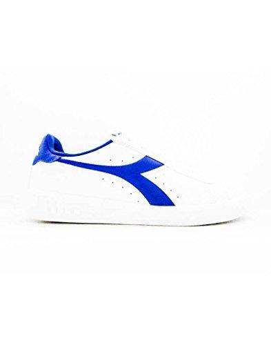 Diadora 101.160281/AI Sneakers Hombre White/Micro Blue 42
