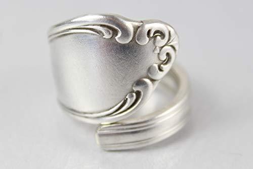 Besteckschmuck Ring ca. 63 (20) Ring aus Besteck