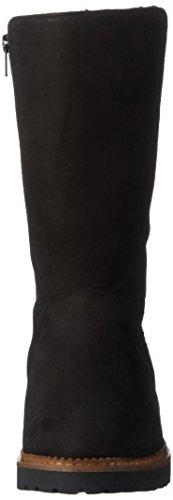 Sioux Veva-Tex-Lf, Bottes Hautes femme Noir - Noir
