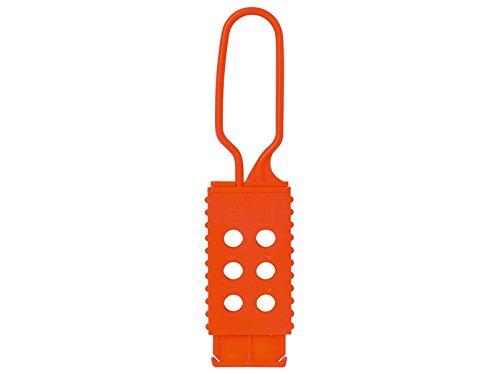 Abus H770 - Controllo croce di sant'andrea rossa di nylon non conduttivo 177x44mm