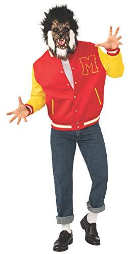 Rubie's Michael Jackson Thriller Werewolf Deluxe Adult Fancy Dress Costume Standard