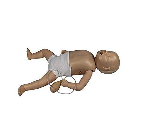 MKULOUS Multifunktional Säugling CPR Trainingspuppe Modell - Medizinische Ausbildung Ausbildungshilfe