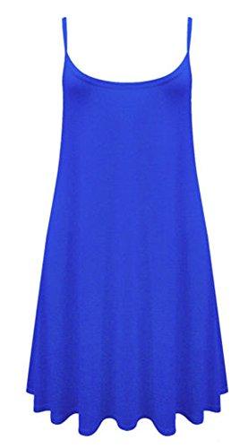 Re Tech UK - Caraco - Sans Manche - Femme Bleu Marine