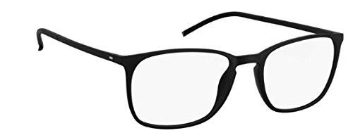 Schwarzkopf Silhouette eyewear SPX Illusion Fullrim 2911 9210 53/17/140 black matt