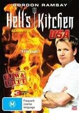 Hell's Kitchen USA: Season Two [DVD]