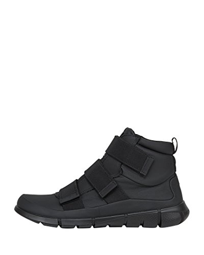 Ecco Damen Intrinsic 1 Hohe Sneaker Schwarz (Black)