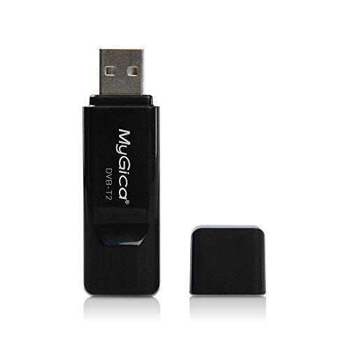 Geniatech MyGica® T230C- HEVC H.265 Full HD DVB-T/DVB-T2 USB TV Stick - USB TV Tuner für DVB-T und alle öffentlich-rechtlichen DVB-T2 Sender Windows10/8/7/XP