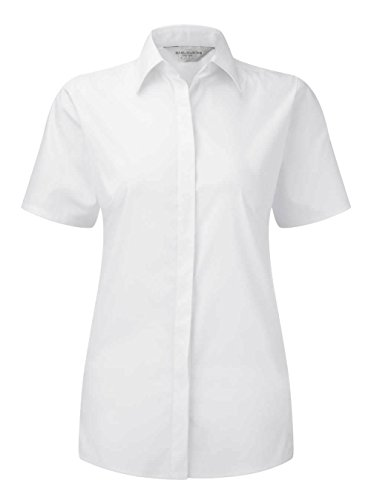 Russell Collection - Chemisier - Femme Blanc