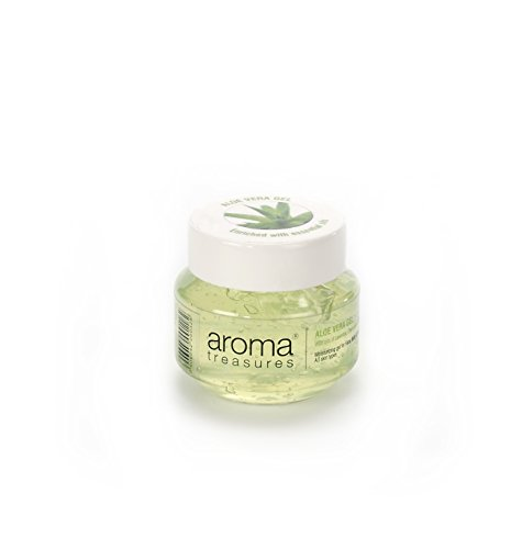 Aroma Treasures Aloe Vera Gel Fro All Skin & Hair Type 125 Gm