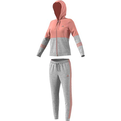 adidas WTS Co Energize Chándal, Mujer, (Rosa/Gris), M