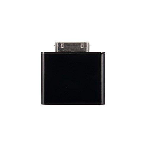 Ipod Bluetooth Adapter (iProtect Bluetooth Adapter für ihr Apple iPod Mini, iPod Nano, iPod Touch, iPod Classic, iPod Video mit 30 pin Anschluss in Schwarz)