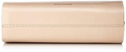 Borsa A Tracolla Donna Royal Republiq Da Donna Galax Curve, 8 X 17 X 24 Cm Avorio (nudo)