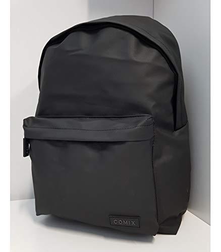 Zaino similpelle comix cool special nero modello americano 24 l