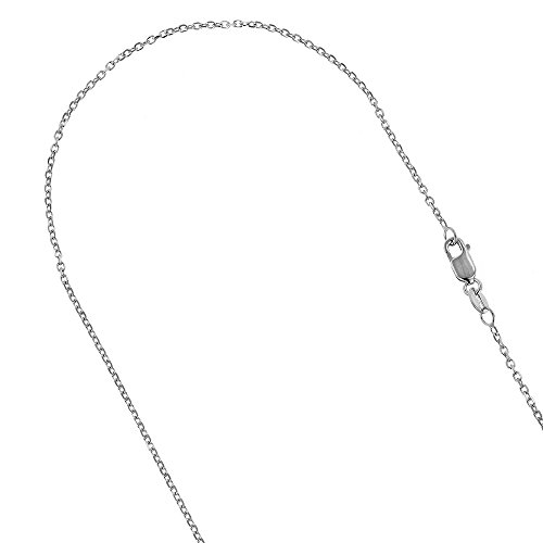 luxurman-10k-solid-white-gold-08mm-wide-diamond-cut-cable-link-chain-16-necklace-with-lobster-clasp