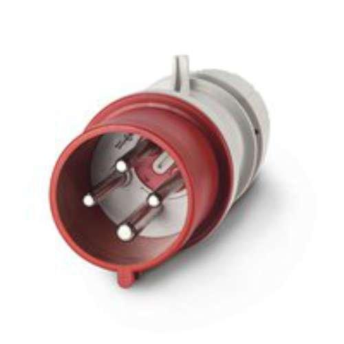 Scame optima - Clavija con inversor 3 polos+tierra ip44 16a 380-415v corriente alterna