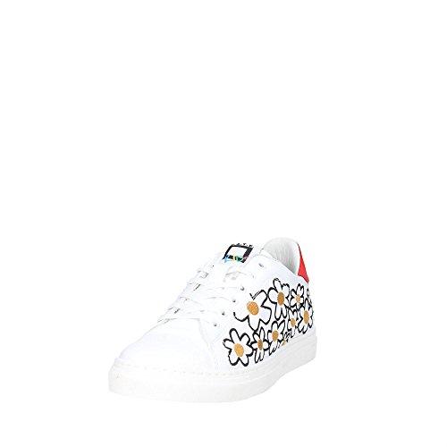 D.a.t.e. ACE 3-60 Sneakers Bambina Bianco