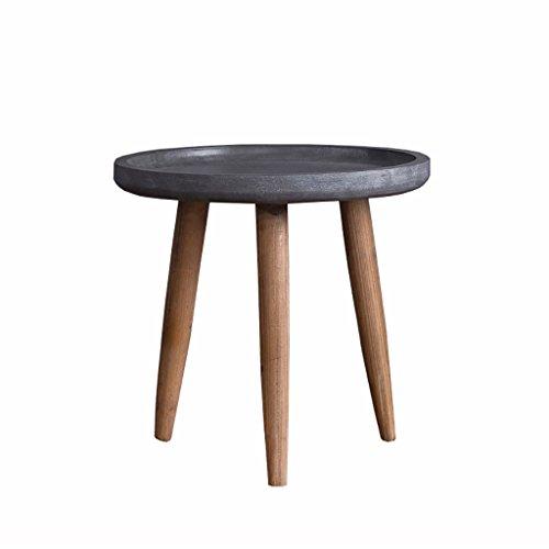 Hongsezhuozi Tische Tee Tisch Couchtisch American Minimalist Imitation Zement Wohnzimmer Einfache...