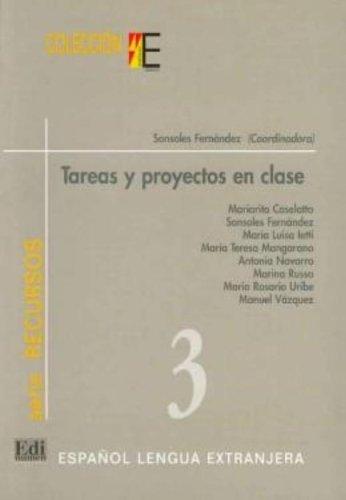 Tareas y proyectos en clase (Estudios y recursos)
