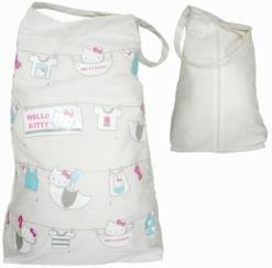 Hello Kitty bolsa pijama grande - diseño oficial