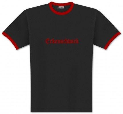 World of Football Ringer T-Shirt old Erkenschwick - XL