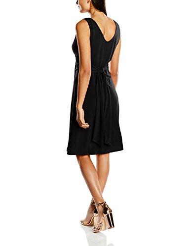 Swing 21555006781 - Robe - Femme Noir - Schwarz (schwarz 100)