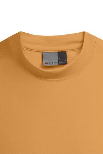 Sport T-Shirt Herren Neon Orange