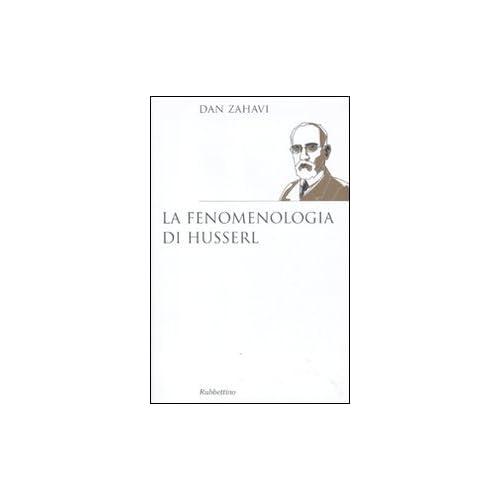 La Fenomenologia Di Husserl