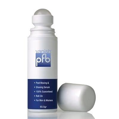 PFB Vanish Ingrowing Hair Remover - 4oz Roll On from PFB