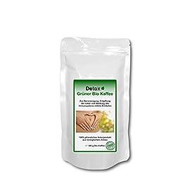 Detox Organic Green Coffee 300g (for Coffee Enema)