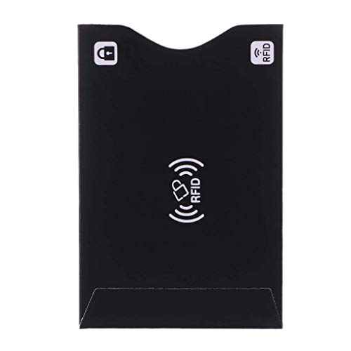 VSHOP® Protége Carte Anti RFID/NFC Protection Carte bancaire sans Contact,