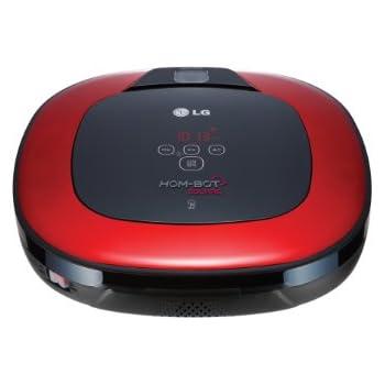 LG VR6260LV Robot Aspirapolvere Hom-Bot Square