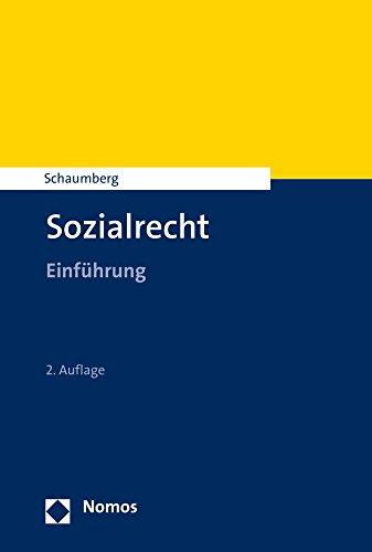 Sozialrecht: Einführung