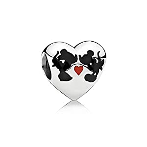 Pandora Damen-Bead Charms 925 Sterlingsilber 791443ENMX