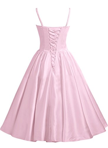 TOSKANA BRAUT - Robe - Cocktail - Femme Rose - Rose