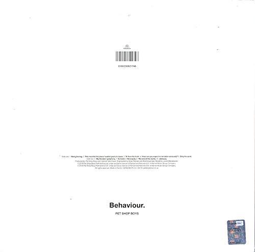 Behaviour (2018 Remastered Version) [Vinyl]
