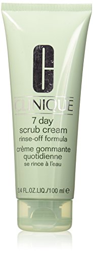 Clinique Exfoliators and Masks 7 Tage Peeling Creme Rinse-Off Formel 100ml -