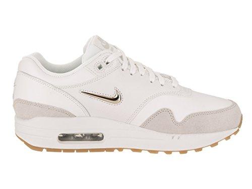 Nike, Sneaker donna Bianco White Summit/White/Mtlc/Gold/Star