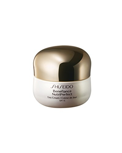 Shiseido Benefiance NutriPerfect Day Crem SPF 15 unisex, Gesichtscreme, 1er Pack (1 x 50 ml) (Nutriperfect Benefiance Day Cream)