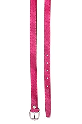 amicraft Women's Belt Combo- LBC 02 (PINK,BLUE,TAN)