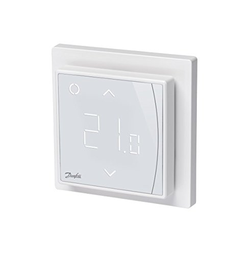 Danfoss 088L1140 ECtemp Smart Polar White (RAL 9016), M