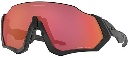 Ray-Ban Herren 0OO9401 Sonnenbrille, Schwarz (Matte Black), 40