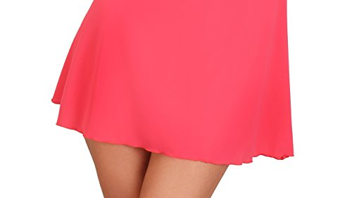 Lupoline edles Negligé Nachthemd in schwarz, weiß, rosa, flieder, bordeaux, gold, lachs, koralle Koralle
